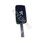 Чип ключ Peogeot1-1