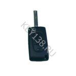 выкидной ключ Peugeot